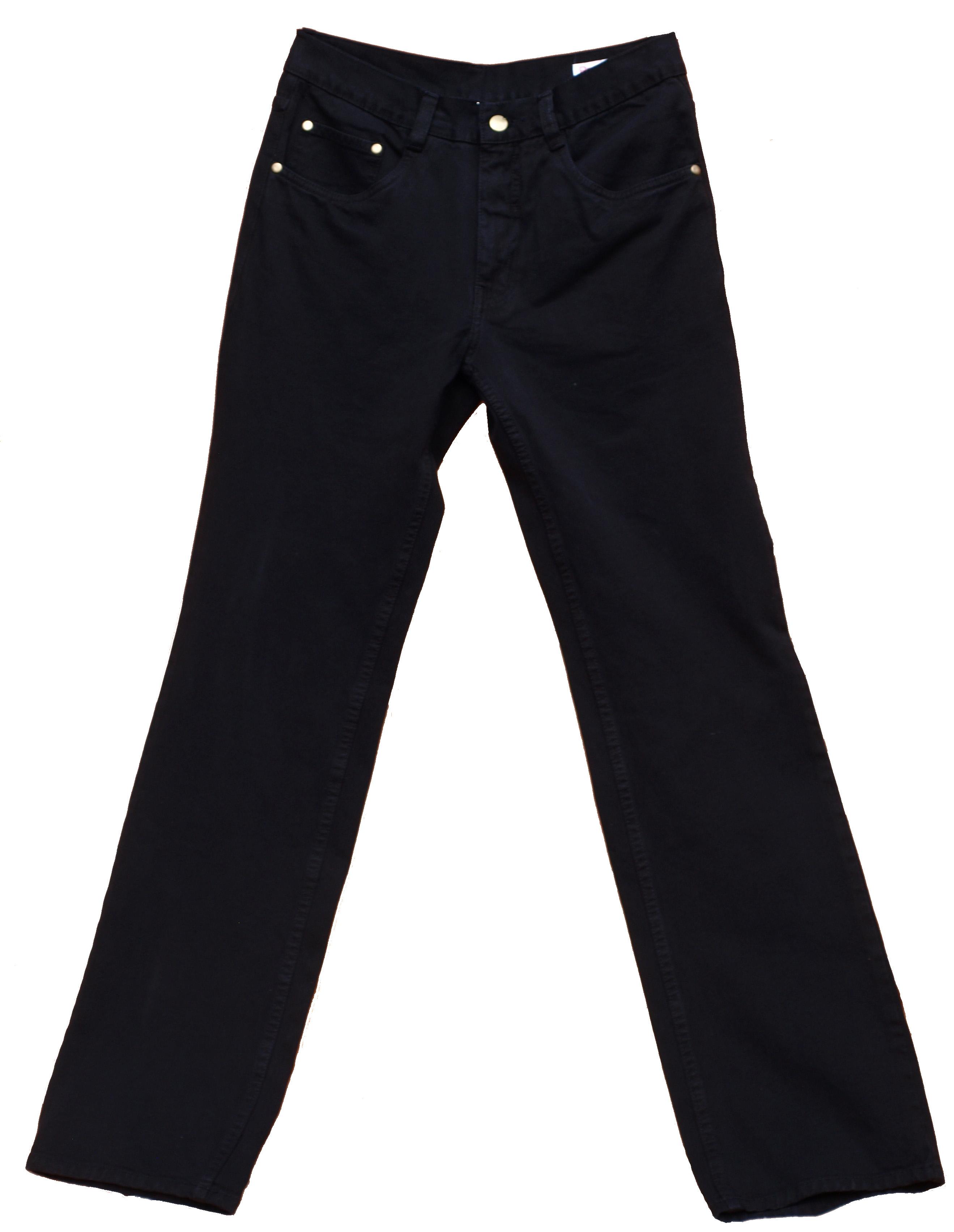 Jeans fritskaaret