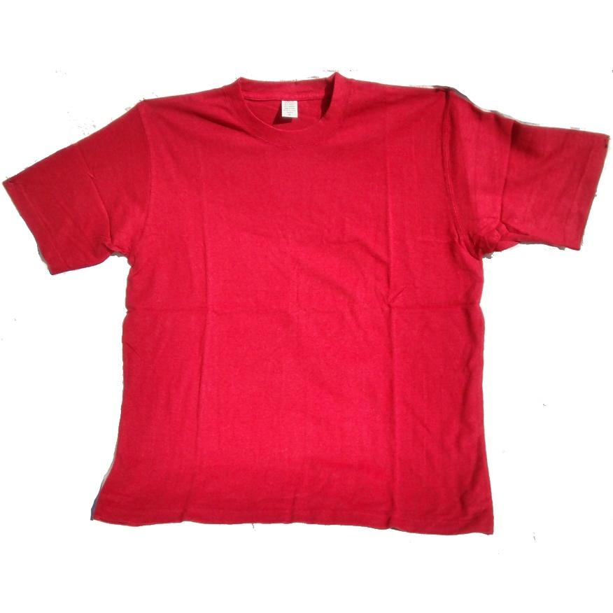 t-shirt, rød 876,876