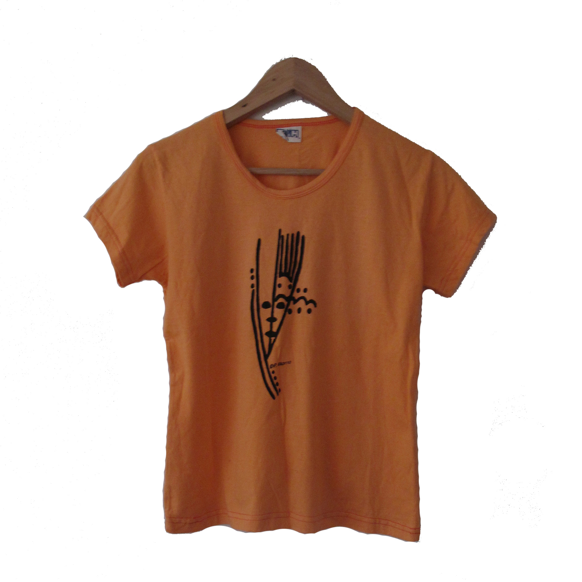 t-shirt, dame