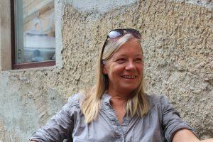Indehaver af Rent Tøj, Margit Kjeldgaard